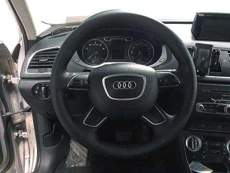 Audi Q3. Установка подогрева_2