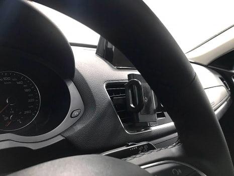 Audi Q3. Установка подогрева_3