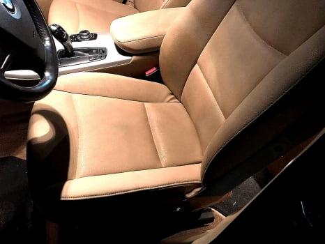 BMW X3. Ремонт сиденья_1