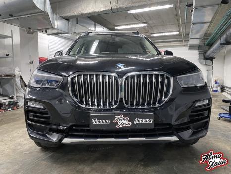 BMW X5. Антихром_2