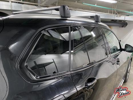BMW X5. Антихром_4