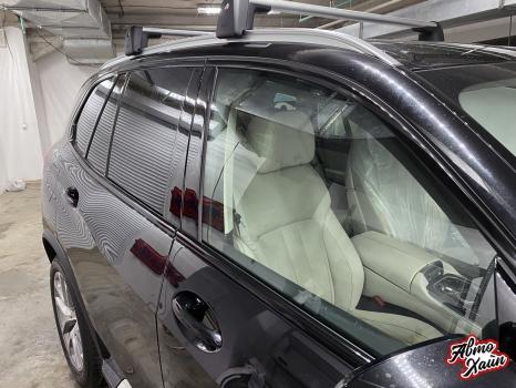 BMW X5. Антихром_5