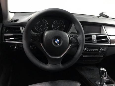 BMW X5. Перетяжка руля с подогревом _2
