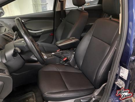 Ford Focus 3. Перетяжка сидений_2