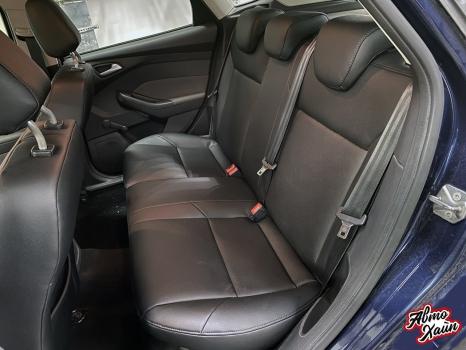Ford Focus 3. Перетяжка сидений_3