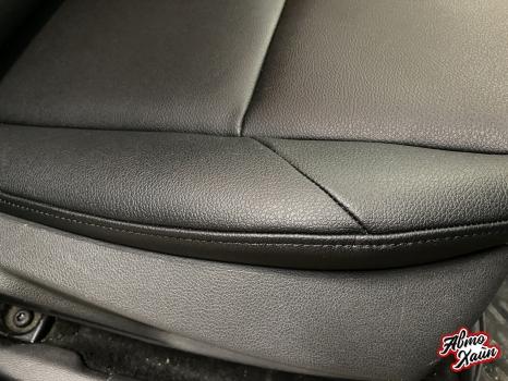 Ford Focus 3. Перетяжка сидений_5