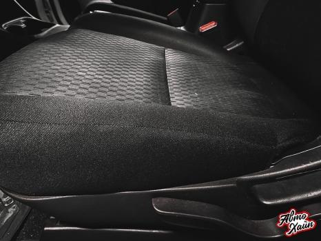 Mitsubishi Outlander. Ремонт сиденья_3