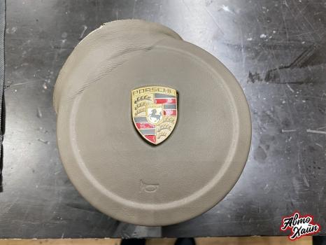 Porsche Cayenne. Перетяжка руля_3