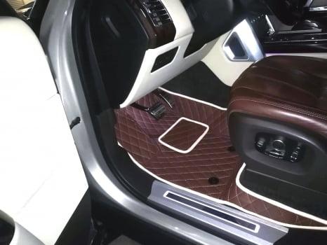 Range Rover Long 3д коврики_3