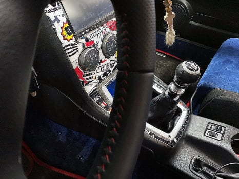 Subaru Impreza WRX STI. Руль_3