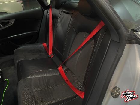 Audi A7, Перетяжка Airbag_7