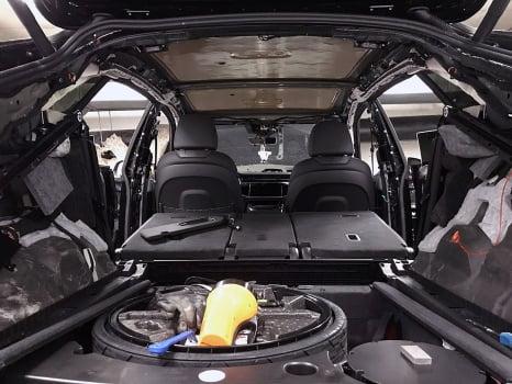 Audi Q8. тюнинг салона_2