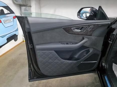 Audi Q8. тюнинг салона_3