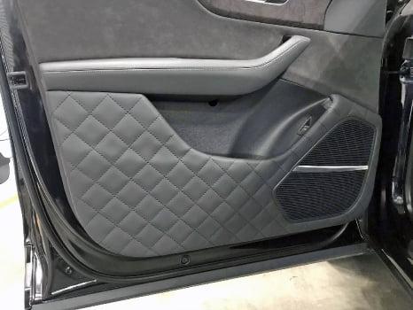 Audi Q8. тюнинг салона_4