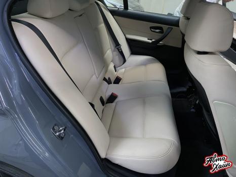 BMW 3. Перетяжка салона_3