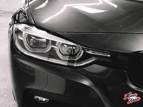 BMW 3. Полировка и керамика_2