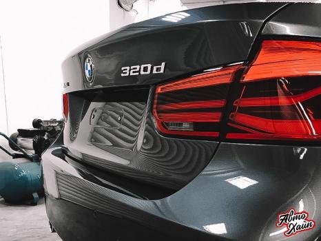 BMW 3. Полировка и керамика_3