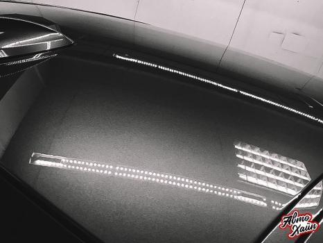 BMW 3. Полировка и керамика_4