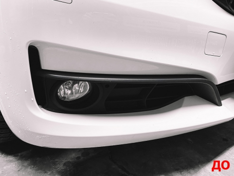 BMW 3 серии GT. Оклейка кузова пленкой _10