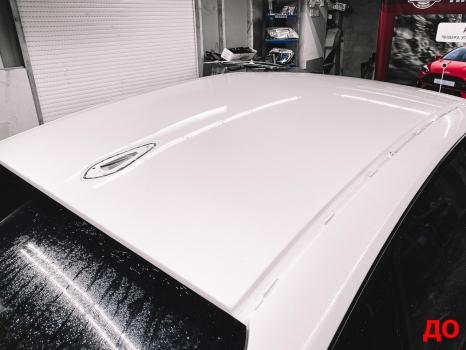 BMW 3 серии GT. Оклейка кузова пленкой _2