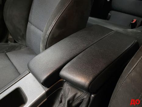 BMW 3 серии E90. Перетяжка салона_10