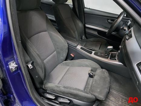 BMW 3 серии E90. Перетяжка салона_8