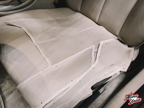 BMW 3 F30. Ремонт сиденья_2