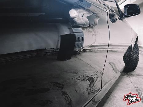 BMW 5 серии F10. Керамическое покрытие, антигравийная защита_3
