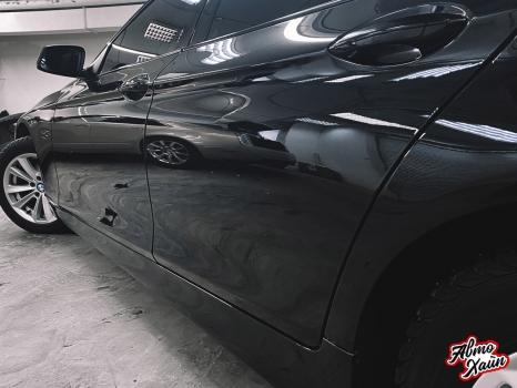 BMW 5 серии F10. Керамическое покрытие, антигравийная защита_4