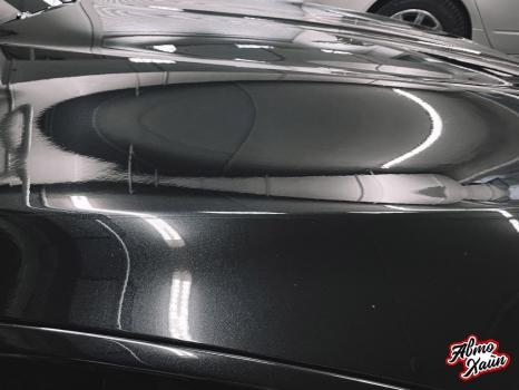 BMW 5 серии F10. Керамическое покрытие, антигравийная защита_5