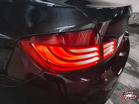 BMW 5 серии F10. Керамическое покрытие, антигравийная защита_9