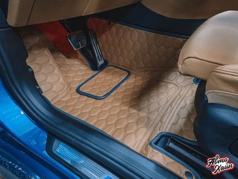 BMW 6 серии GT. 3d коврики_2