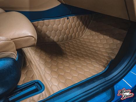 BMW 6 серии GT. 3d коврики_4