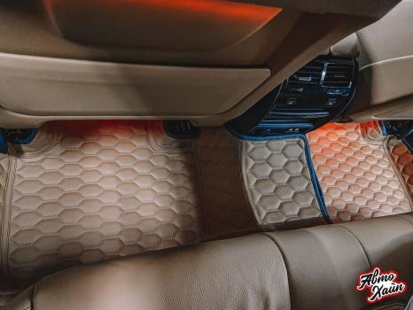 BMW 6 серии GT. 3d коврики_5