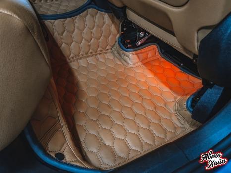 BMW 6 серии GT. 3d коврики_6