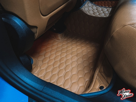 BMW 6 серии GT. 3d коврики_7
