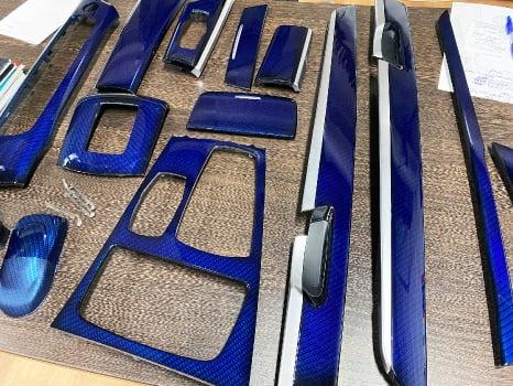 BMW 7 серии Long. Аквапринт_2