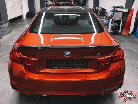BMW M4. Полировка, керамика_8
