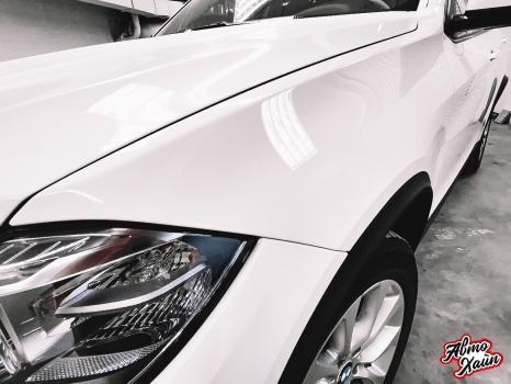 BMW X5.Керамика, оклейка фар_5