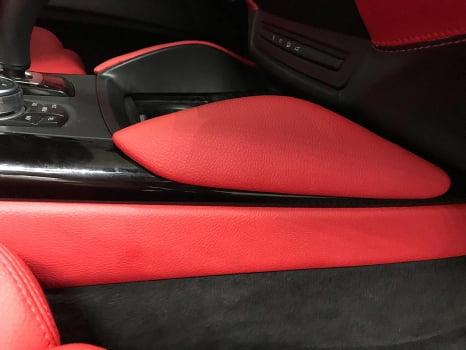 BMW X6 M. Перетяжка салона_7