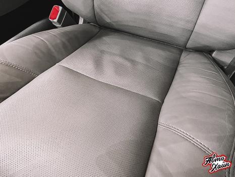 Cadillac Escalade. Ремонт сиденья_3