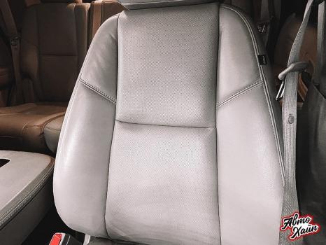 Cadillac Escalade. Ремонт сиденья_4