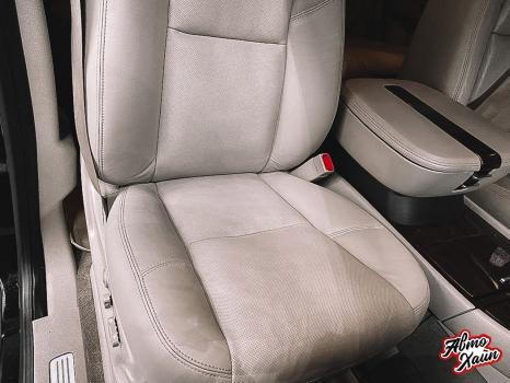 Cadillac Escalade. Ремонт сиденья_5