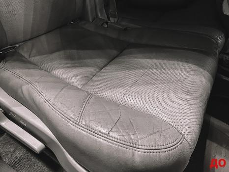 Cadillac Escalade. Ремонт сиденья_6