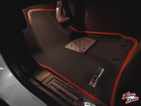 Cadillac SRX. Замена ремней безопасности_3