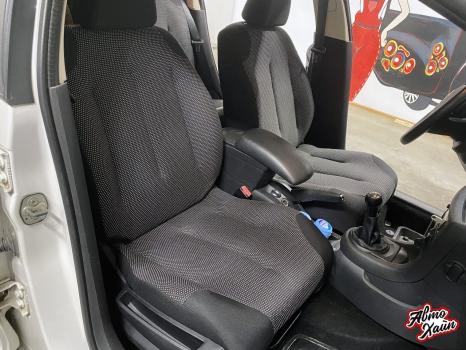 Citroen C4. Перетяжка сидений_2