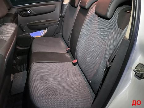 Citroen C4. Перетяжка сидений_5