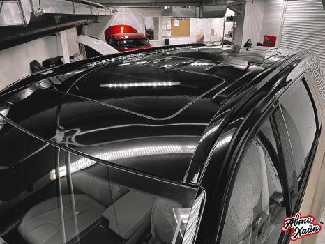Hyundai Palisade. Оклейка пленкой_8