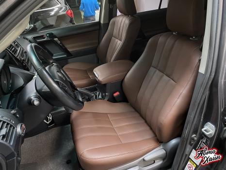 Land Cruiser Prado 150. Пошив салона_3