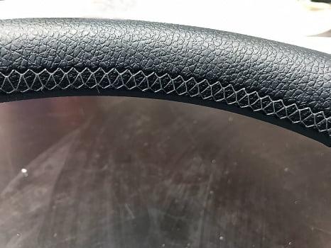 Lexus NX 200. Перетяжка руля_3